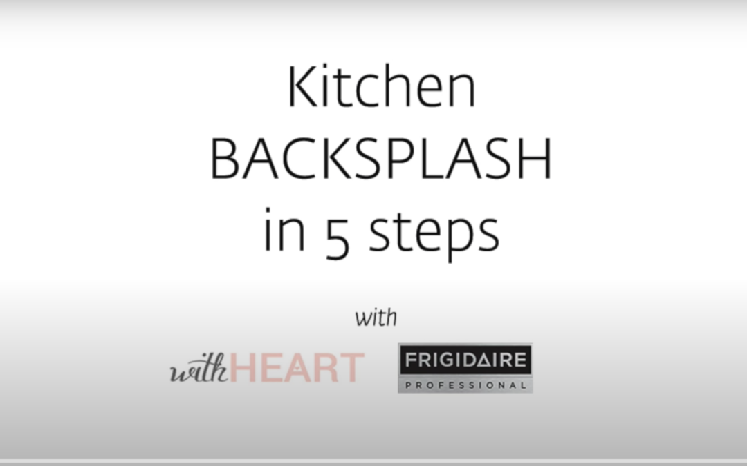 How to Tile Your Kitchen Backsplash in 5 Steps