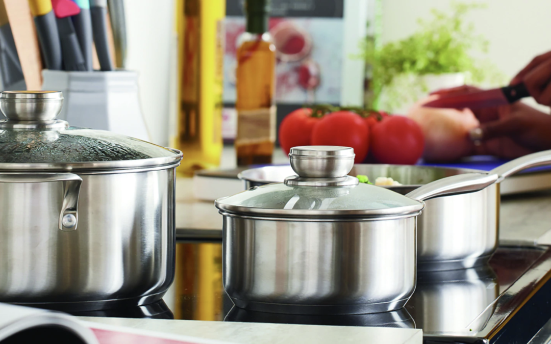 Cookware for Induction Cooking